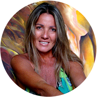 Cláudia Verônica - Artista Plástica